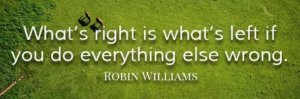 What Is Right